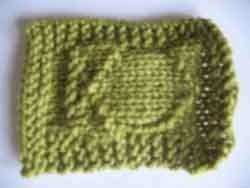 Fish Pocket Prayer Shawl