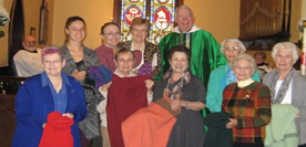 Knitting Ministry at St. John's